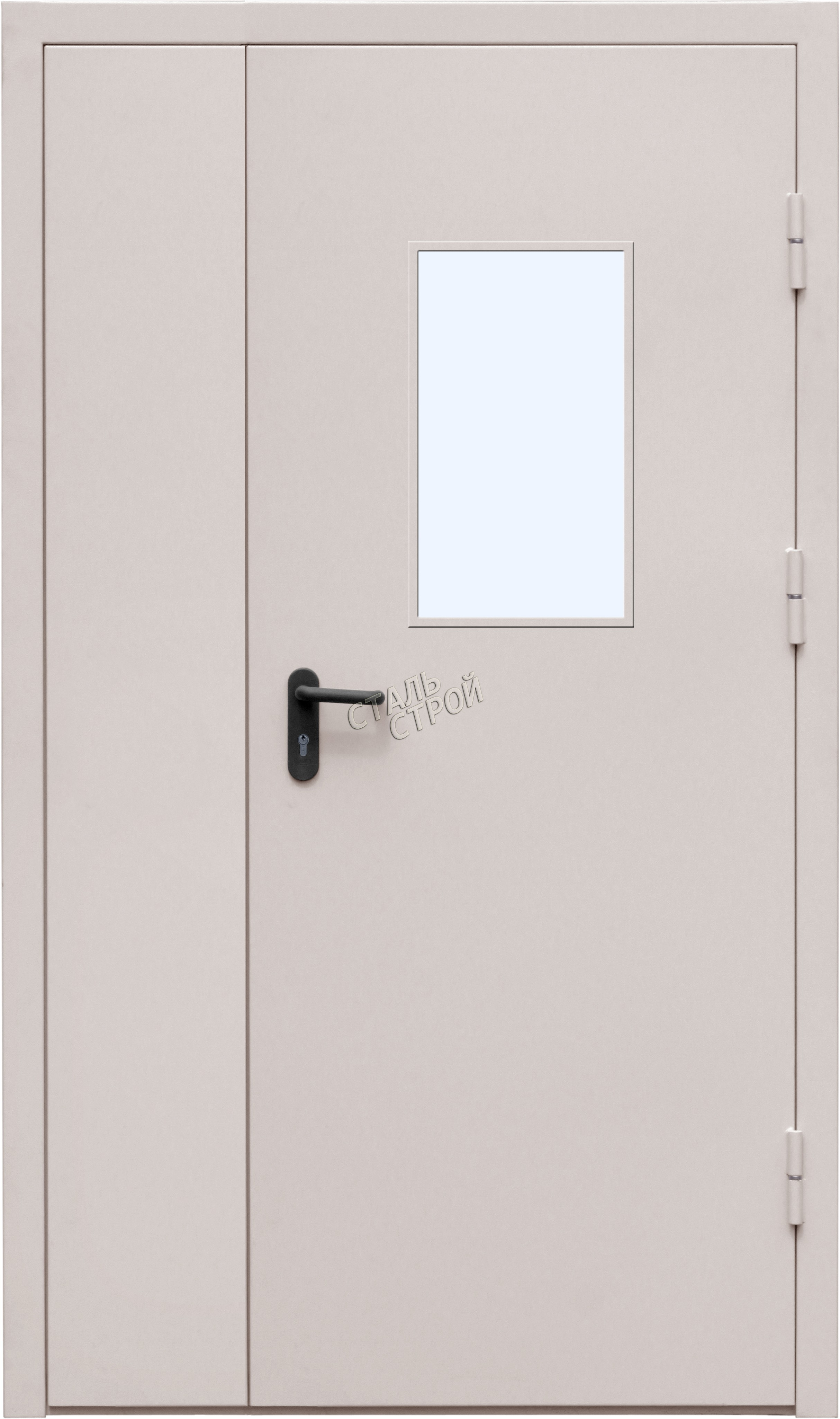 двери стальные для производственных помещений