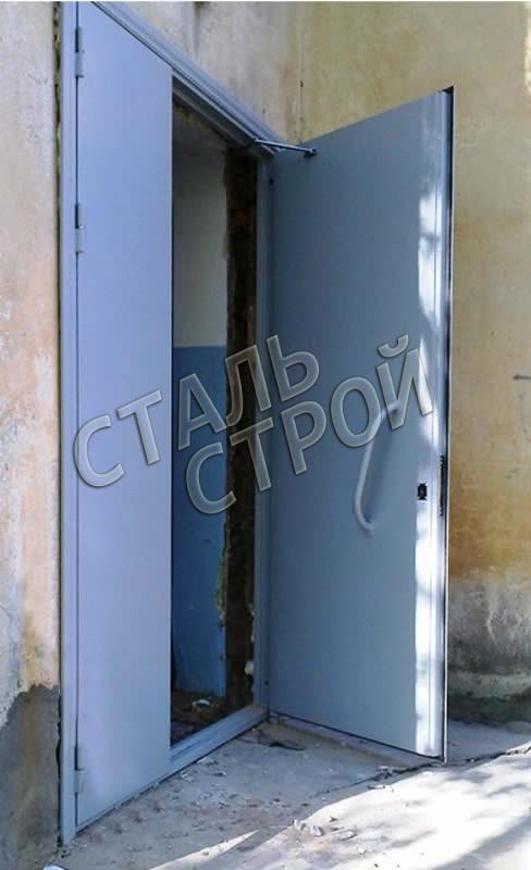 стальные двери подъезд москва