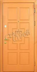 недорогие стальные двери для дачи