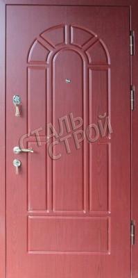 входные двери для загородного дома мдф и пвх