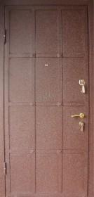 металлические двери с порошковым напылением в москве
