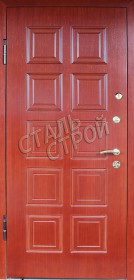 входные двери мдф в загородный дом