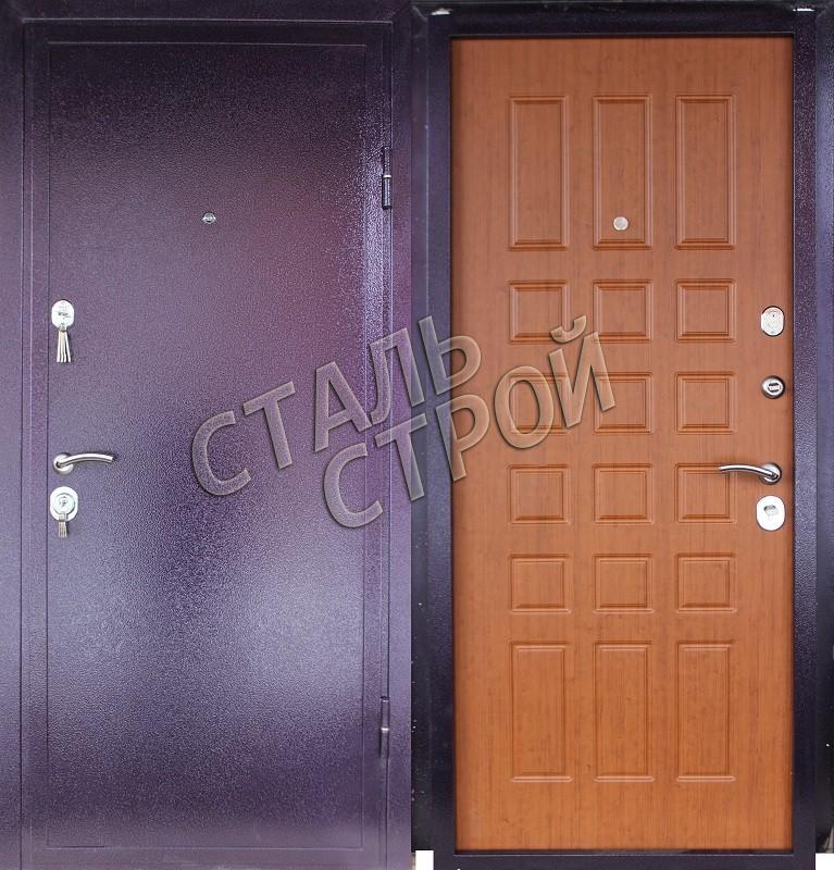 металлические двери с установкой одинцово